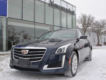 2015 Cadillac CTS 2.0L Turbo Luxury
