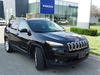 2016 Jeep Cherokee 2016 Jeep Cherokee - 4WD 4dr North