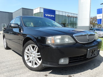 Lincoln LS 2003 Lincoln LS - 4dr Sdn V6 Auto w-Premium Pkg 2003