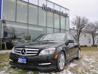 2011 Mercedes-Benz C-Class ***SOLD***