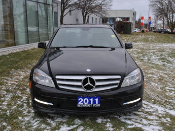2011 Mercedes-Benz C-Class C250 4MATIC
