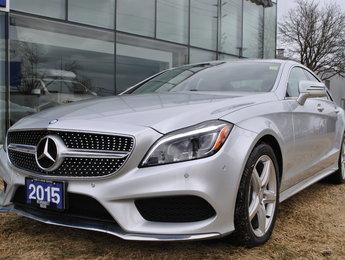 Mercedes-Benz CLS-Class 400 4MATIC Low KM Prem. Pack Sport Pack 2015