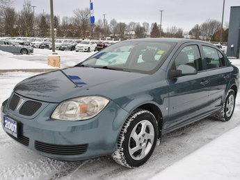 Pontiac G5 SE LOW KM 2007