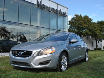 2012 Volvo S60 **SOLD**