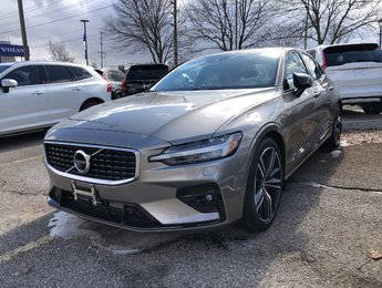Volvo S60 T6 R-Design 2019