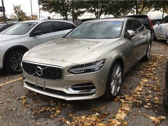 Volvo S90 T6 AWD Inscription   AUTO SHOW CLEAR-OUT EVENT! 2018