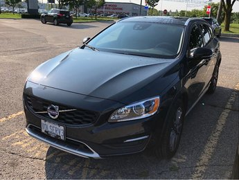 2018 Volvo V60 Cross Country T5 AWD Premier