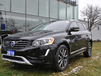 Volvo XC60 T5 Special Edition Premier All Wheel Drive 2016