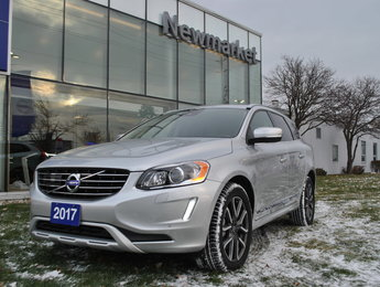 Volvo XC60 T5 Special Edition Low KM 2017