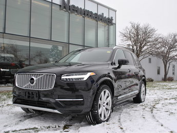 2017 Volvo XC90 Hybrid T8 PHEV Inscription LOADED