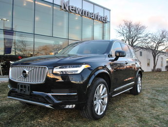 2016 Volvo XC90 T6 Inscription CLIMATE VISION CONV.