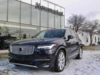 2017 Volvo XC90 T6 Inscription VISION CLIMATE CONV.
