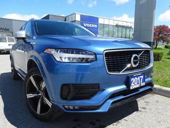 Volvo XC90 T6 R-Design   160KM Warranty   Polestar Tune 2017