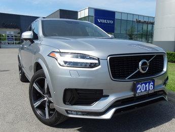 2017 Volvo XC90 2017 Volvo XC90 - AWD 5dr T6 R-Design 7-Passenger