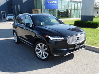 Volvo XC90 2017 Volvo XC90 - AWD 5dr T6 Inscription 7-Passeng 2017