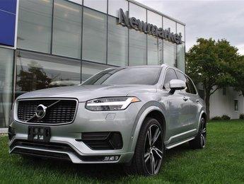 2018 Volvo XC90 T6 R-Design VISION, CONVENIENCE, CLIMATE PKG