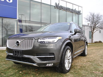 2018 Volvo XC90 T6 Inscription VISION PKG. CONV. PKG