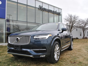 Volvo XC90 T6 Inscription VISION PKG. CONV. PKG. 2018