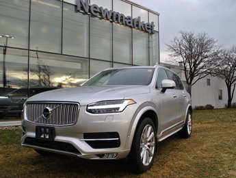 2018 Volvo XC90 T6 Inscription VISION PKG. CONV. PKG.