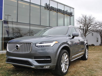 2018 Volvo XC90 T6 Inscription 160KM Warranty Climate Vision Conv.