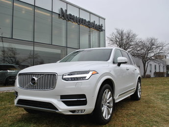 2018 Volvo XC90 T6 Inscription VISION CLIMATE CONV.