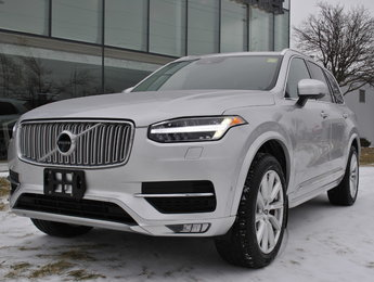 2018 Volvo XC90 T6 Inscription CLIMATE VISION CONV.