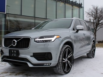2018 Volvo XC90 T6 R-Design FULLY LOADED