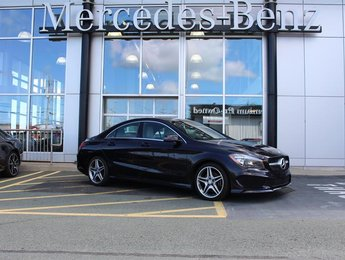 2015 Mercedes-Benz CLA250 Coupe