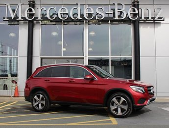 2018 Mercedes-Benz GLC300 4MATIC SUV