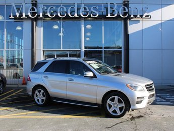2015 Mercedes-Benz ML350 BlueTEC 4MATIC SUV