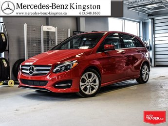 2017 Mercedes-Benz B250 4MATIC Sports Tourer
