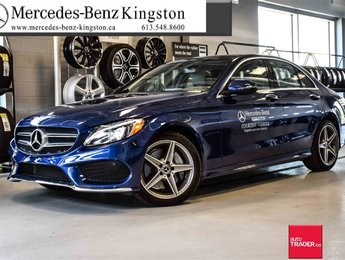 Mercedes-Benz C300 4MATIC Sedan 2017