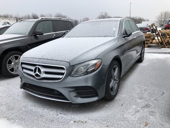 Mercedes-Benz E300 4MATIC Sedan 2019