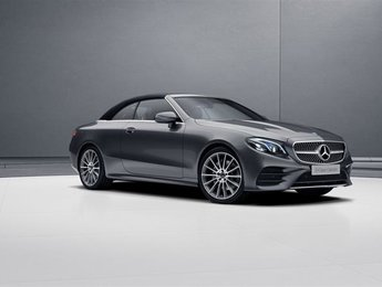 Mercedes-Benz E53 AMG 4MATIC+ Cabriolet 2019