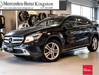 Mercedes-Benz GLA250 4MATIC SUV 2015