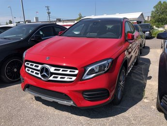 Mercedes-Benz GLA250 4MATIC SUV 2018