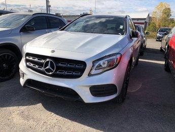 Mercedes-Benz GLA250 4MATIC SUV 2019