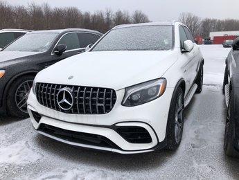 2019 Mercedes-Benz GLC63 AMG S 4MATIC + SUV