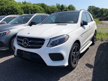 Mercedes-Benz GLE43 AMG 4MATIC SUV 2018