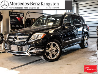 Mercedes-Benz GLK250 BlueTEC 2014