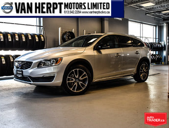 2017 Volvo V60 Cross Country T5 AWD Premier