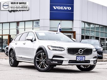 2018 Volvo V90 Cross Country - from $61,515 | Volvo of Oakville