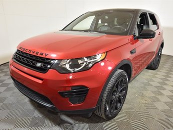 2016 Land Rover DISCOVERY SPORT SE (2016.5)
