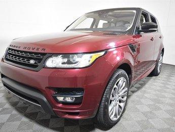 2017 Land Rover Range Rover Sport V6 HSE Dynamic