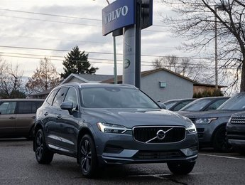 2018 Volvo XC60 T6 AWD Momentum