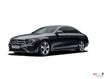 2017 Mercedes-Benz E300 4MATIC Sedan