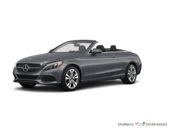 2018 Mercedes-Benz C300 4MATIC Cabriolet