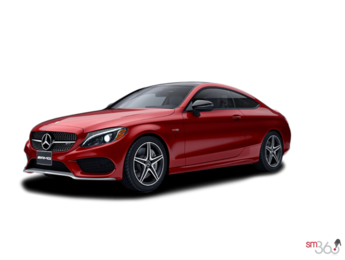 2018 Mercedes-Benz C43 AMG 4MATIC Coupe