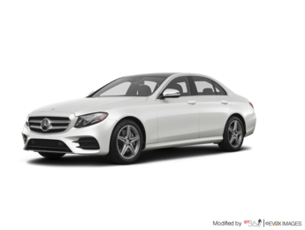 2018 Mercedes-Benz E300 4MATIC Sedan