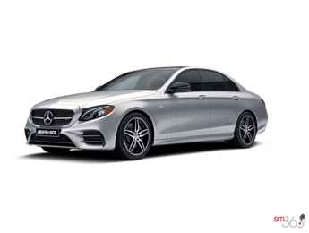 2018 Mercedes-Benz E43 AMG 4MATIC Sedan